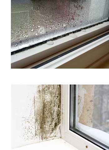 Casa salubre umidit di condensa - Condensa vetri casa ...